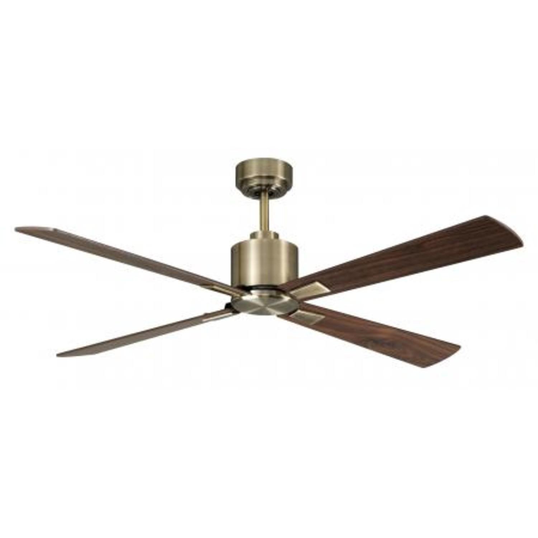 Plafondventilator Air Climate 132cm brons