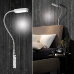 Bedlamp Oxford staal